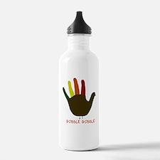 Cute Gobble gobble Water Bottle