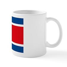 North Korea Flag Mug