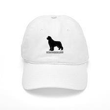 Newfoundland Silhouette Baseball Cap