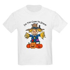 Too Cute To Scare T-Shirt