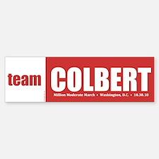 Team Colbert Bumper Bumper Sticker