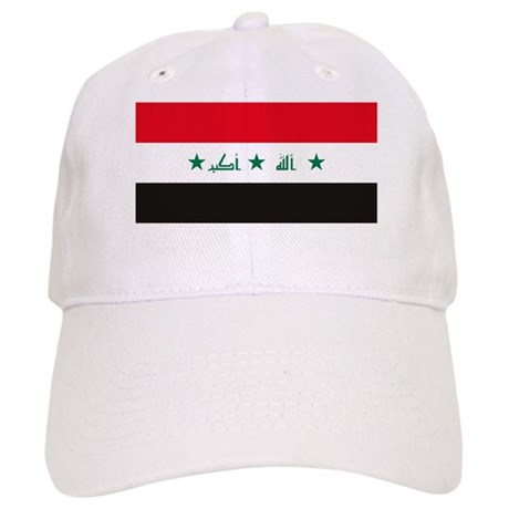 Iraq Flag Cap