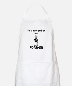 SU-FI You remember me FOREVER BBQ Apron
