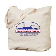 Cute Ems flight crew Tote Bag