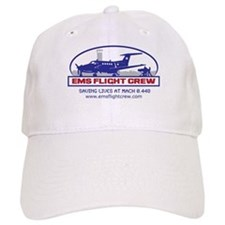 EMS Flight Crew Fixed Wing Baseball Cap
