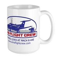 EMS Flight Crew Fixed Wing Mug