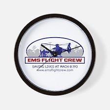 EMS Flight Crew - Rotor Wing Wall Clock