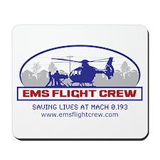 EMS Flight Crew - Rotor Wing Mousepad