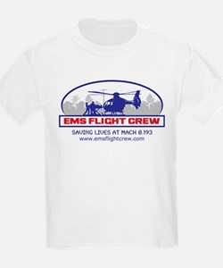 EMS Flight Crew - Rotor Wing T-Shirt