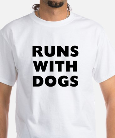 Runs Dogs Shirt