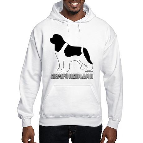 Landseer Silhouette Hooded Sweatshirt