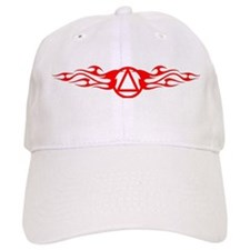RED AA TRIBAL Baseball Cap