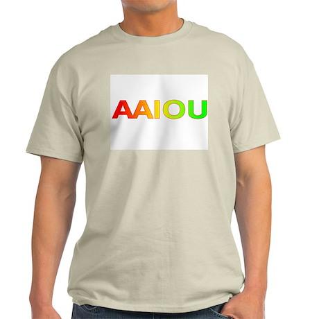 AAIOU Light T-Shirt