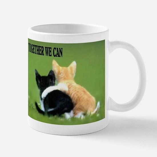 TOGETHER WE CAN Mug