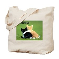 TOGETHER WE CAN Tote Bag
