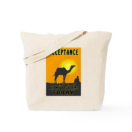 ACCEPTANCE Tote Bag