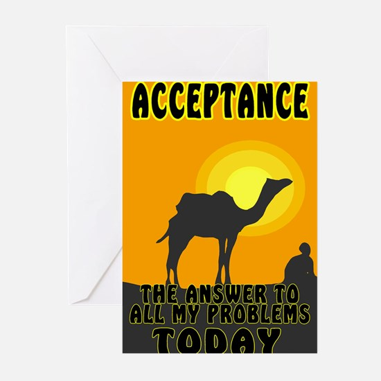 ACCEPTANCE Greeting Cards (Pk of 20)