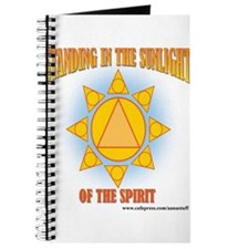 STANDING IN THE SUNLIGHT Journal