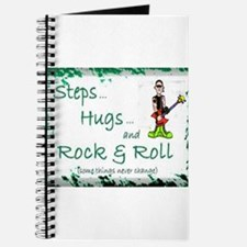 STEPS HUGS ROCKNROLL Journal