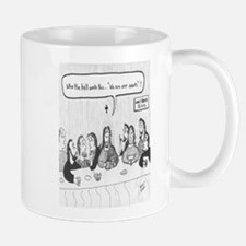 WE ARE NOT SAINTS Small Small Mug