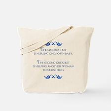 Greatest Joy II Tote Bag