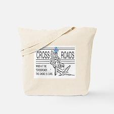 N A CROSSROADS Tote Bag