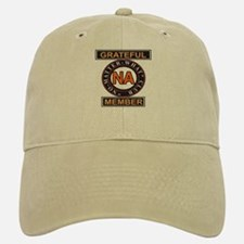 GHRATEFUL NA MEMBER Baseball Baseball Cap