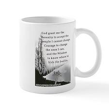 TWISTED SERENITY PRAYER Mug