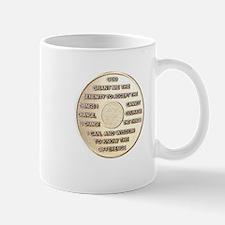 SSERENITY COIN Small Small Mug