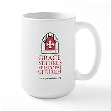 Grace-St. Luke's Church Logo Mug