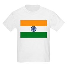 India Flag Kids T-Shirt