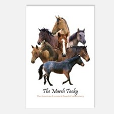 Marsh Tacky Postcards (Package of 8)