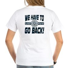 Lost Go Back 2 Sided Shirt