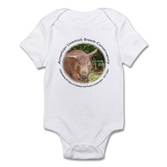 Red Wattle Hog Infant Bodysuit