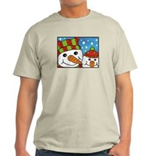 Cute Snowmen T-Shirt