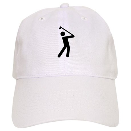 I Love Golf Cap