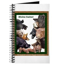 Divine Swine! Journal