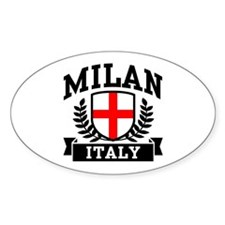 Milan Italy Decal