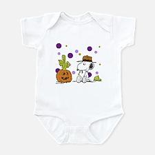 Spikey Halloween Infant Bodysuit