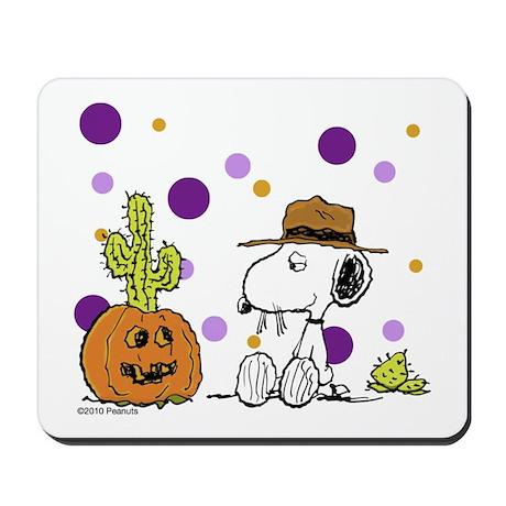 Spikey Halloween Mousepad