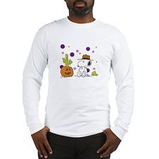 Spikey Halloween Long Sleeve T-Shirt
