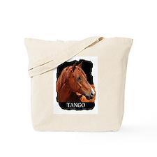 Tattered Tango Tote Bag