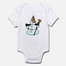 New Orleans Christmas Infant Bodysuit