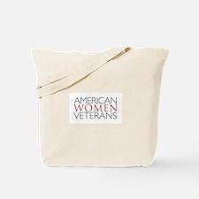 Unique Veterans Tote Bag
