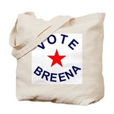 Vote Brenna Tote Bag