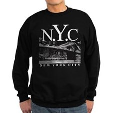 NYC New York City Skyline Sweatshirt