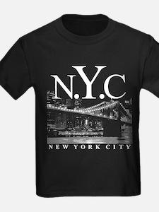 NYC New York City Skyline T