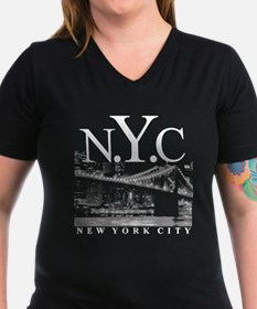 NYC New York City Skyline Shirt