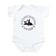 IF IT'S NOT SCOTTISH Infant Bodysuit