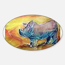 Bright, Rhino, Decal